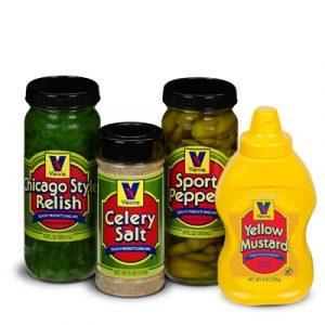 Vienna Chicago Mustard