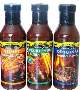 Walden Farms Sugar Free Original Hickory Bbq Sauce