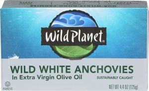 Wild Planet Anchovies