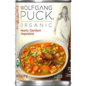 Wolfgang Puck Organic Hearty Garden Vegetable Soup