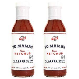 Yo Mama's Keto Classic Ketchup