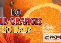 Does Wild Orange Go Bad?