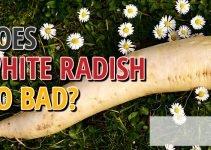 Does White Radish Go Bad?