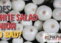 Does White Salad Onion Go Bad?