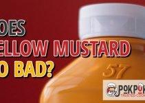 Does Yellow Mustard Go Bad?