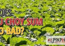 Does Yu Choy Sum Go Bad?