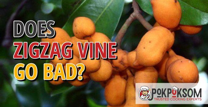 Does Zigzag Vine Go Bad