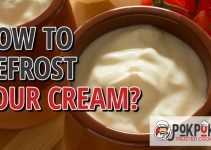 How to Defrost Sour Cream?