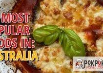 10 Most Popular Foods in Australia