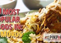 10 Most Popular Foods in Comoros