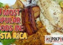 10 Most Popular Foods in Costa Rica