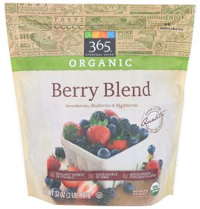 365 By Wfm Berry Blend Organic