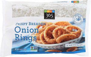 365 By Wfm Frozen Onion Rings