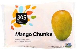 365 By Wfm Mango Chunks