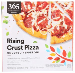365 By Wfm Pizza Rising Crust Uncured Pepperoni