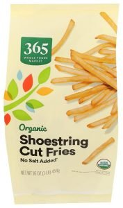 365 By Wfm Shoestring Potatoes
