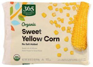 365 By Wfm Sweet Organic Corn