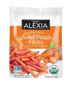 Alexia Organic Sweet Potato Fries Sweet & Savory