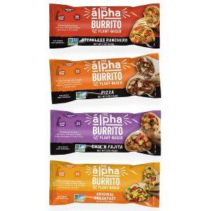 Alpha Foods Burrito