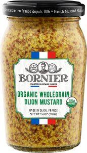 Bornier Dijon Whole Grain Mustard