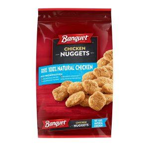 Banquet Frozen Chicken Nuggets
