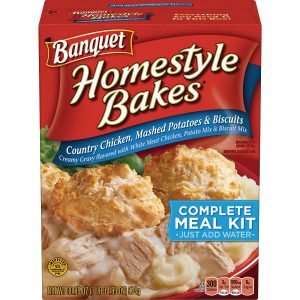Banquet Homestyle Bakes Country Chicken