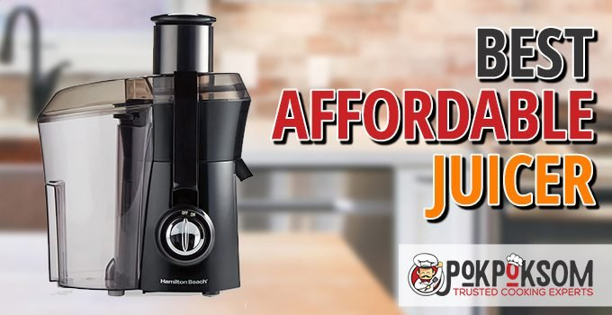Best Affordable Juicer