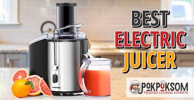 Best Electric Juicer