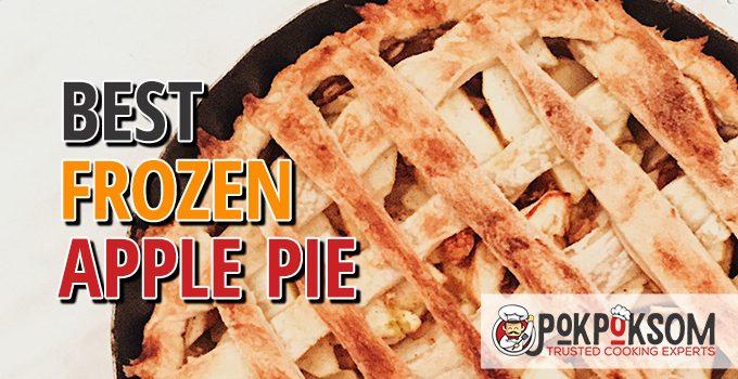 Best Frozen Apple Pie