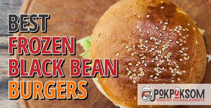 Best Frozen Black Bean Burgers