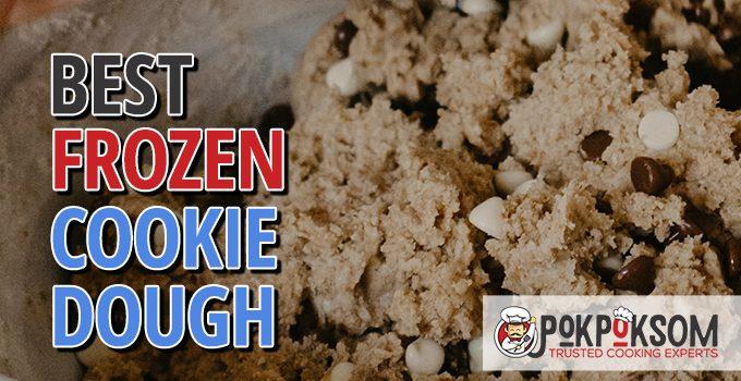 Best Frozen Cookie Dough