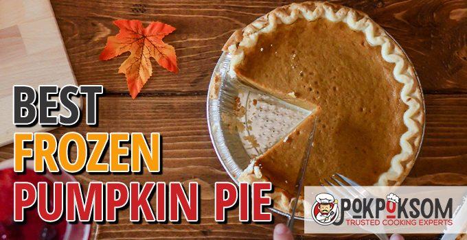Best Frozen Pumpkin Pie