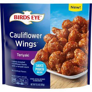 Birds Eye Teriyaki Cauliflower Wings