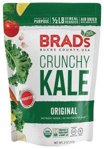Brad's Plant Based Organic Crunchy Kale And Veggie Chips