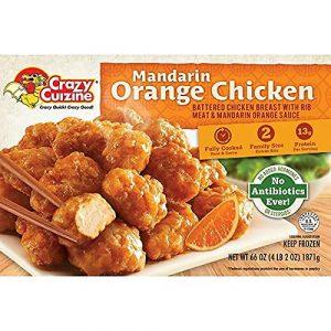 Crazy Cuisine Mandarin Orange Chicken
