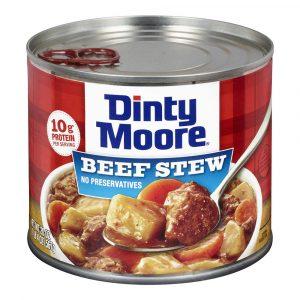 Dinity Moore Beef Stew