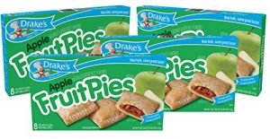 Drake's Individually Wrapped Apple Pies