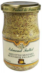Edmond Fallot Grain Dijon Mustard