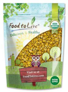 Ftl Organic Sweet Corn