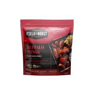 Field Roast, Gruffalo, Buffalo Style Wings