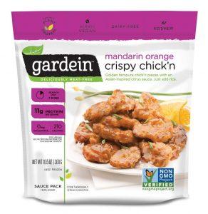 Gardein Mandarin Orange Crispy Plant Based Chicken