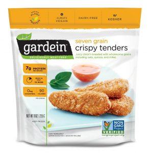 Gardein Seven Grain Crispy Plant Based Chicken Tenders