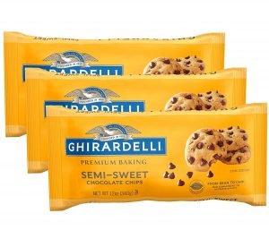 Ghirardelli Semi Sweet Chocolate Chips