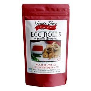 Gluten Free Egg Roll Or Wonton Wrap Mix