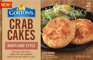 Gorton's Maryland Crab Cakes