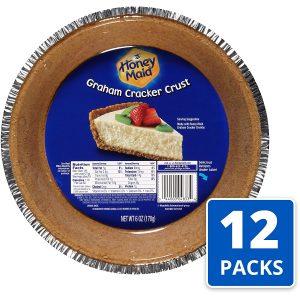 Honey Maid Graham Cracker Pie Crust