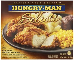 Hungry Man Selects Classic Fried Chicken