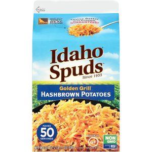 Idaho Spuds Premium Hashbrown Potatoes