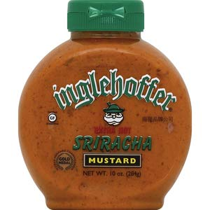 Inglehoffer Extra Hot Sriracha Mustard