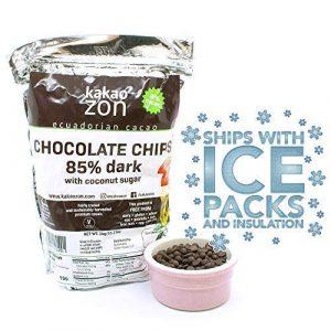 Kakaozon Dark Chocolate Chips